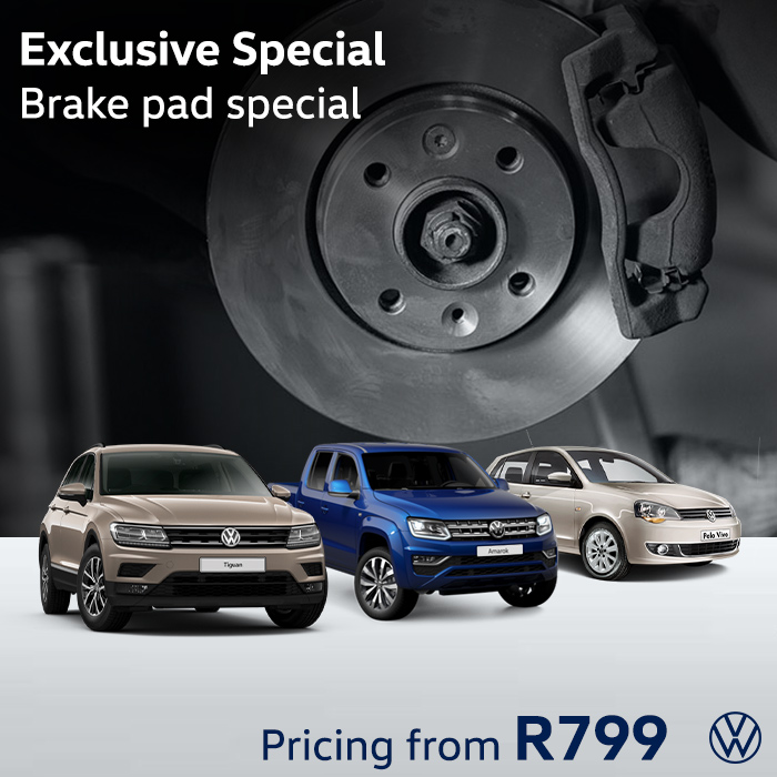 Lindsay Saker Fourways Brake Pad Offers