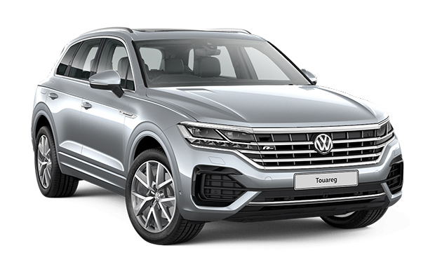 The VW Touareg 3.0 V6 TDI Executive Offer