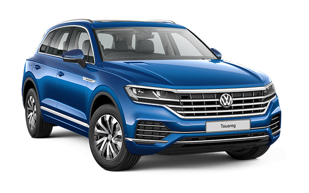 The VW Touareg 3.0 TDI V6 Luxury Offer